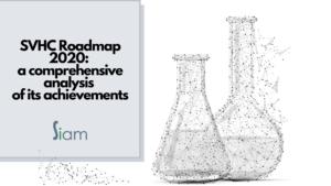 Ausführliche Analyse der Ergebnisse in der SVHC-Roadmap 2020